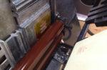 Letterpress : visit at Ateliers André